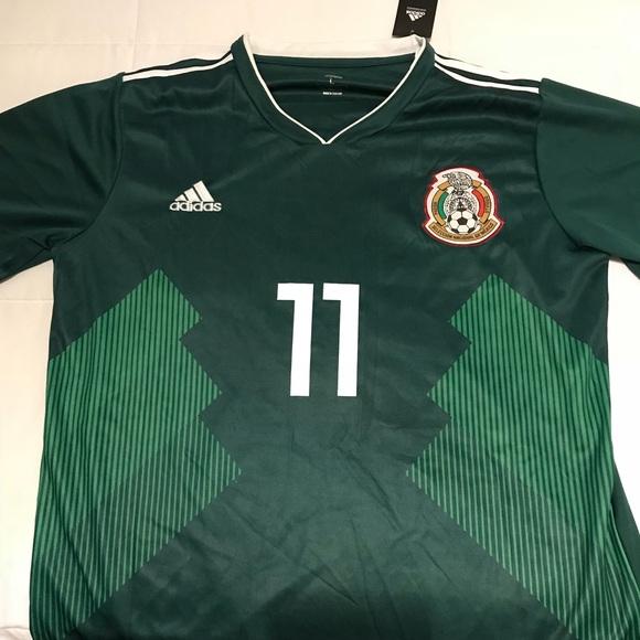 fd62bee8d7b Mexico Jersey 2018 C. Vela